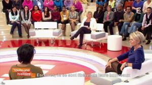 Sophie Davant dans Toute une Histoire - 02/12/13 - 05