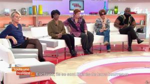 Sophie Davant dans Toute une Histoire - 02/12/13 - 06