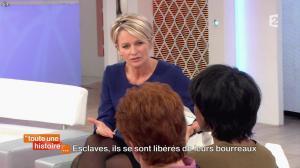 Sophie Davant dans Toute une Histoire - 02/12/13 - 08