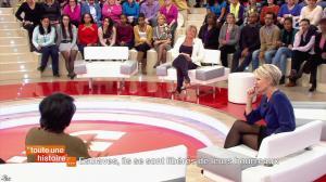 Sophie Davant dans Toute une Histoire - 02/12/13 - 09