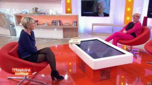 Sophie Davant dans Toute une Histoire - 02/12/13 - 11