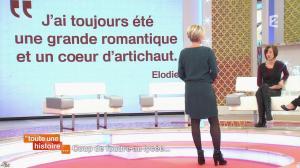 Sophie Davant dans Toute une Histoire - 04/12/13 - 01
