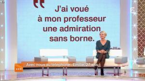 Sophie Davant dans Toute une Histoire - 04/12/13 - 02