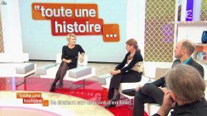 Sophie Davant dans Toute une Histoire - 07/11/13 - 02