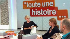 Sophie Davant dans Toute une Histoire - 07/11/13 - 04