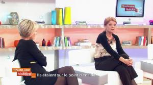Sophie Davant dans Toute une Histoire - 07/11/13 - 05