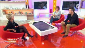 Sophie Davant dans Toute une Histoire - 07/11/13 - 07