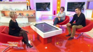Sophie Davant dans Toute une Histoire - 07/11/13 - 08