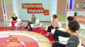 Sophie Davant dans Toute une Histoire - 12/11/13 - 05