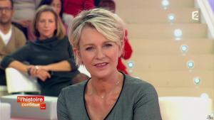 Sophie Davant dans Toute une Histoire - 18/12/13 - 08