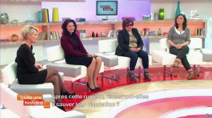 Sophie Davant dans Toute une Histoire - 19/12/13 - 02