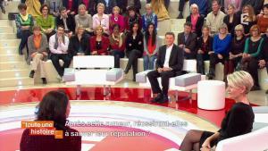 Sophie Davant dans Toute une Histoire - 19/12/13 - 04