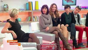 Sophie Davant dans Toute une Histoire - 20/12/13 - 05