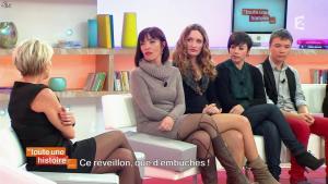 Sophie Davant dans Toute une Histoire - 20/12/13 - 06