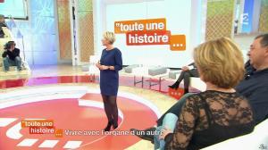 Sophie Davant dans Toute une Histoire - 21/11/13 - 06