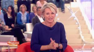 Sophie Davant dans Toute une Histoire - 21/11/13 - 07