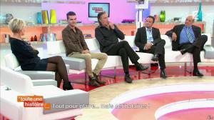 Sophie Davant dans Toute une Histoire - 29/11/13 - 01