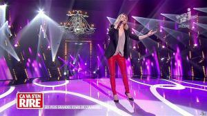 Véronic Dicaire dans Ca Va s en Rire - 14/12/13 - 02