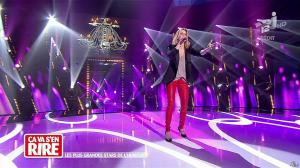 Véronic Dicaire dans Ca Va s en Rire - 14/12/13 - 03
