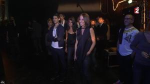 Virginie Guilhaume dans les Coulisses du Grand Show - 28/12/13 - 06