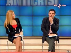 Adriana Volpe dans Mattina in Famiglia - 29/12/07 - 02