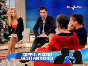 Adriana Volpe dans Mattina in Famiglia - 29/12/07 - 04