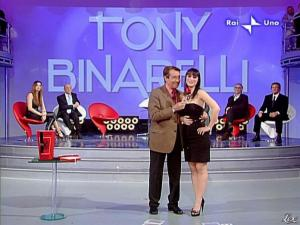 Alba Parietti et Lorena Bianchetti dans Domenica in - 01/03/09 - 16