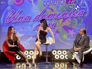 Alba Parietti et Lorena Bianchetti dans Domenica in - 01/03/09 - 25
