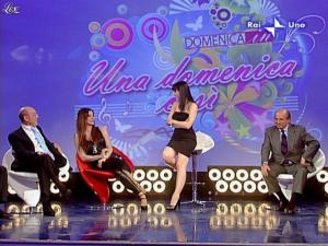 Alba Parietti et Lorena Bianchetti dans Domenica in - 01/03/09 - 30