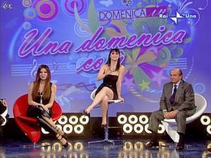 Alba Parietti et Lorena Bianchetti dans Domenica in - 01/03/09 - 32