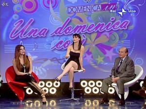 Alba Parietti et Lorena Bianchetti dans Domenica in - 01/03/09 - 34