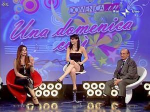 Alba Parietti et Lorena Bianchetti dans Domenica in - 01/03/09 - 35