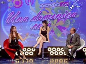 Alba Parietti et Lorena Bianchetti dans Domenica in - 01/03/09 - 36