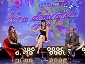 Alba Parietti et Lorena Bianchetti dans Domenica in - 01/03/09 - 38