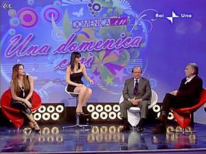 Alba Parietti et Lorena Bianchetti dans Domenica in - 01/03/09 - 40