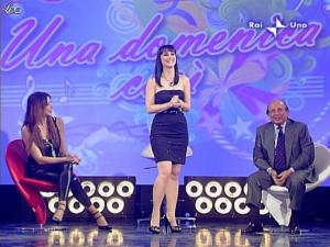Alba Parietti et Lorena Bianchetti dans Domenica in - 01/03/09 - 54