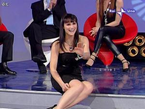 Alba Parietti et Lorena Bianchetti dans DomeniÇa in - 01/03/09 - 56