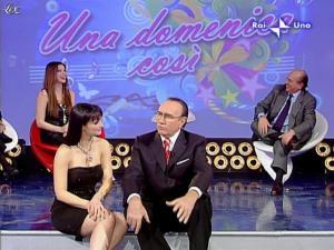 Alba Parietti et Lorena Bianchetti dans Domenica in - 01/03/09 - 58