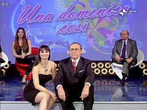 Alba Parietti et Lorena Bianchetti dans Domenica in - 01/03/09 - 59