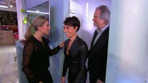 Alessandra Sublet dans C à Vous - 11/12/14 - 01