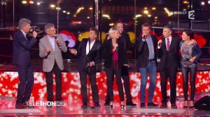Alessandra Sublet dans Téléthon - 06/12/14 - 05