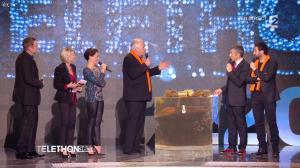 Alessandra Sublet dans Téléthon - 06/12/14 - 07