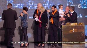 Alessandra Sublet dans téléthon - 06/12/14 - 13