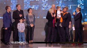Alessandra Sublet dans Téléthon - 06/12/14 - 15