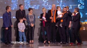 Alessandra Sublet dans Téléthon - 06/12/14 - 16