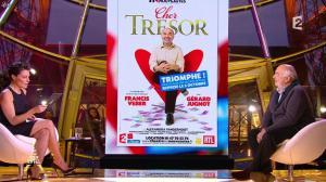 Alessandra Sublet dans Un Soir à la Tour Eiffel - 10/12/14 - 04