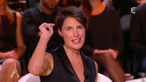Alessandra Sublet dans un Soir à la Tour Eiffel - 26/11/14 - 01