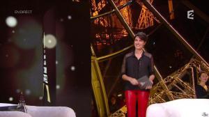 Alessandra Sublet dans Un Soir à la Tour Eiffel - 29/10/14 - 01