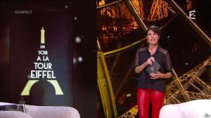 Alessandra Sublet dans un Soir à la Tour Eiffel - 29/10/14 - 03