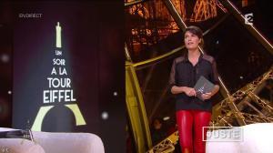Alessandra Sublet dans un Soir à la Tour Eiffel - 29/10/14 - 05